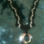 DLDoR bl silv necklace