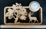 12tree-deer-clock