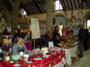 Christmas Craft Market at Oakham Castle