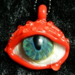Red Dragon Lampwork